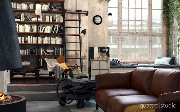 Awesome Functional Loft 2