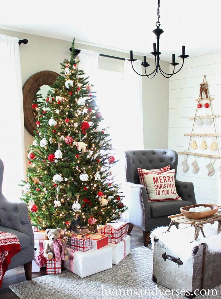 Christmas home tour 12