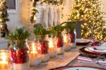 How Interior Design Bloggers Decorated Their Homes for Christmas