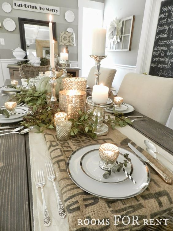 How Interior Design Bloggers Decorated Their Homes for Christmas 9