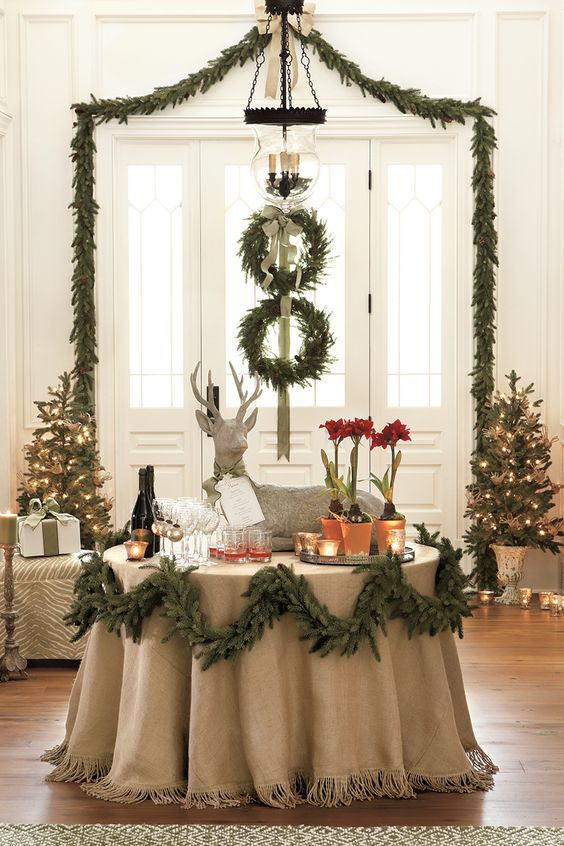 How To Make Your Space Elegant During The Christmas Party
