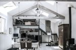 French Loft With Character