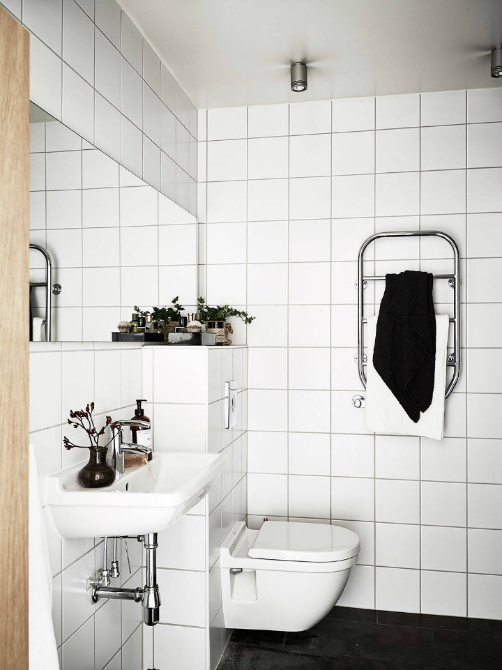 Gothenburg's Small Stylish and Smart Home 11