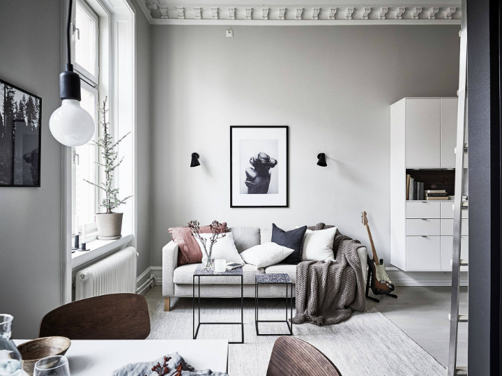 Gothenburg's Small Stylish and Smart Home 2