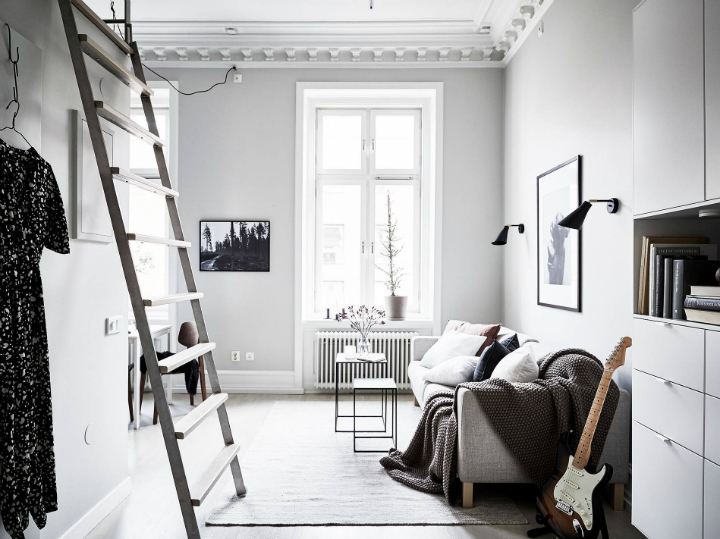 Gothenburg's Small Stylish and Smart Home 3