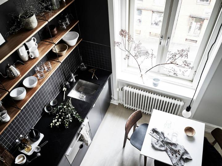Gothenburg's Small Stylish and Smart Home 6
