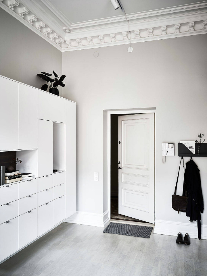 Gothenburg's Small Stylish and Smart Home 9