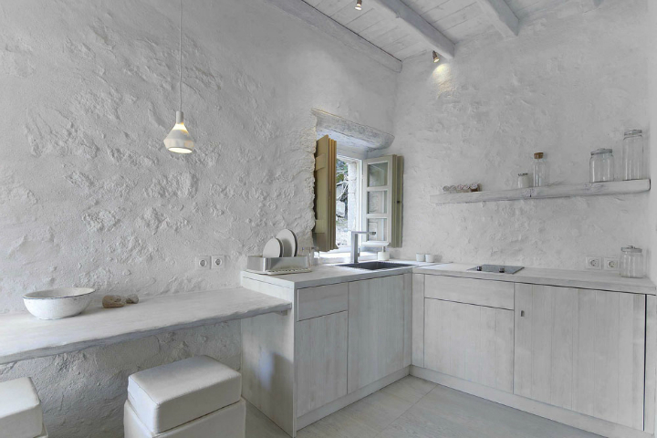 Stunning Atmospheric Villa On Nisyros Island 11