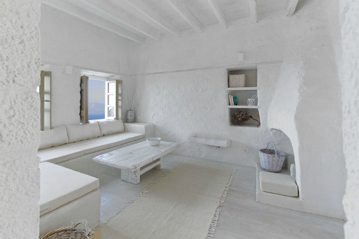 Stunning Atmospheric Villa On Nisyros Island 2