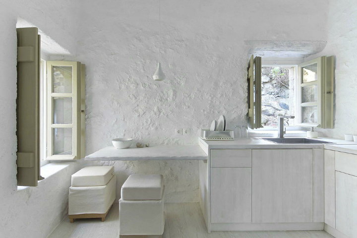 Stunning Atmospheric Villa On Nisyros Island 9