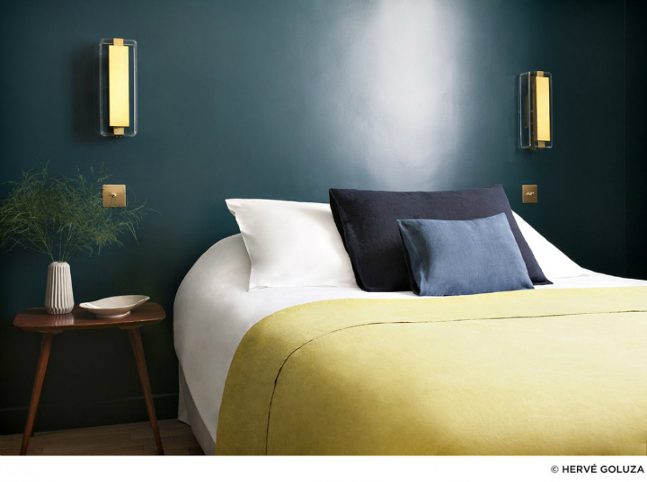 Truly unique boutique design hotel in paris decoholic for Designhotel paris