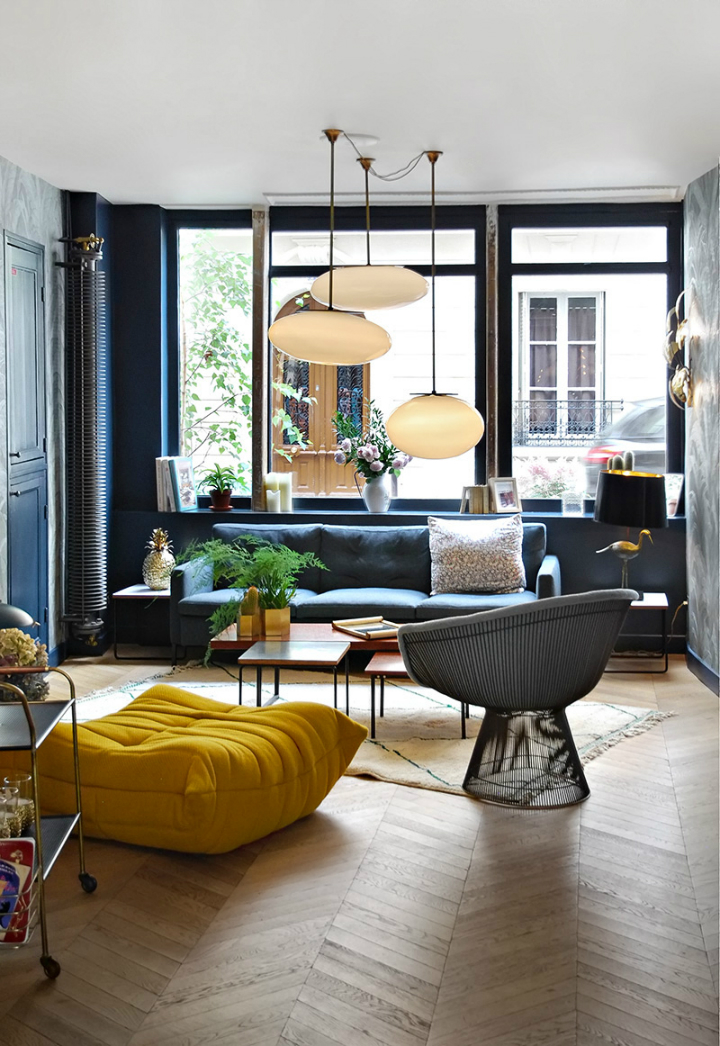 Truly unique boutique design hotel in paris decoholic for Ambiance et decoration