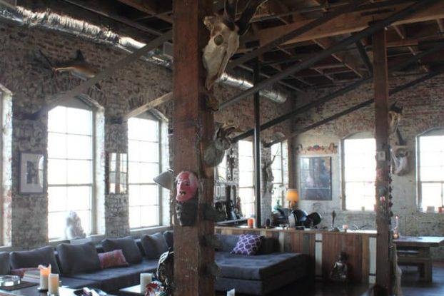 Awesome LA Loft Interior Design