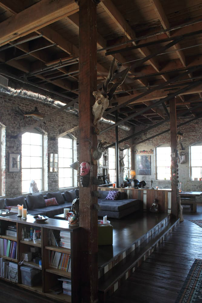 Awesome LA Loft Interior Design
