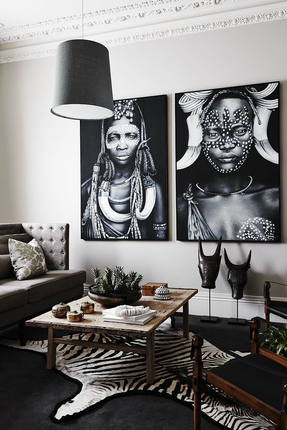 How To Add Ethnic Chic Style To Your Living Room Decoholic