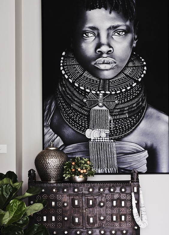How To Add Ethnic Chic Style To Your Living Room 4