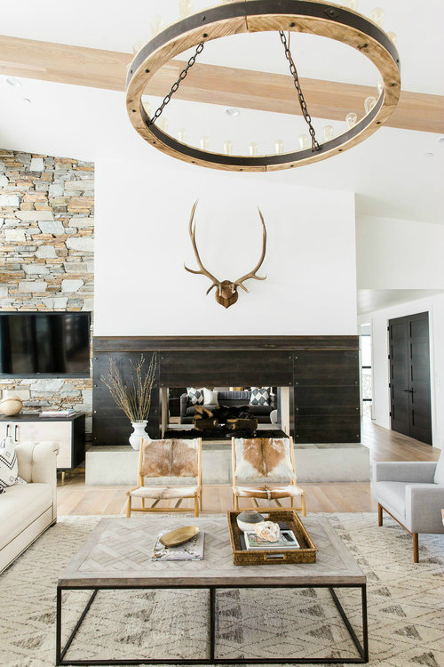 modern mountain home in Natural Style 94