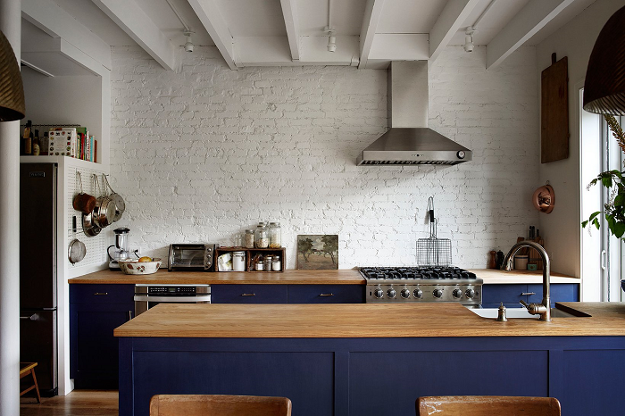 Catbird Founder's Brooklyn Brownstone Home 5