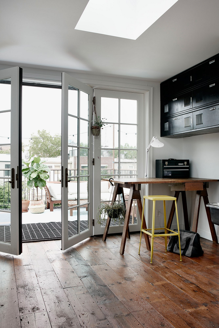 Catbird Founder's Brooklyn Brownstone Home 9