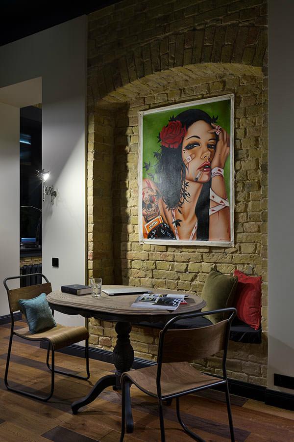 Fresh And Boho Loft Apartment 15