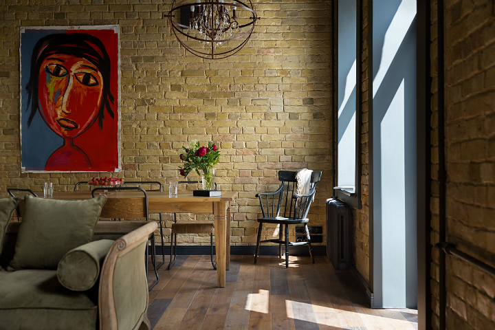 Fresh And Boho Loft Apartment 3