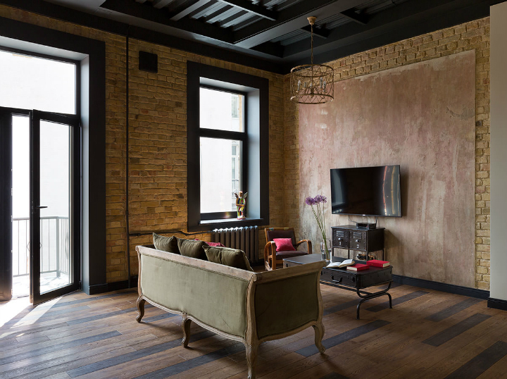 Fresh And Boho Loft Apartment 4