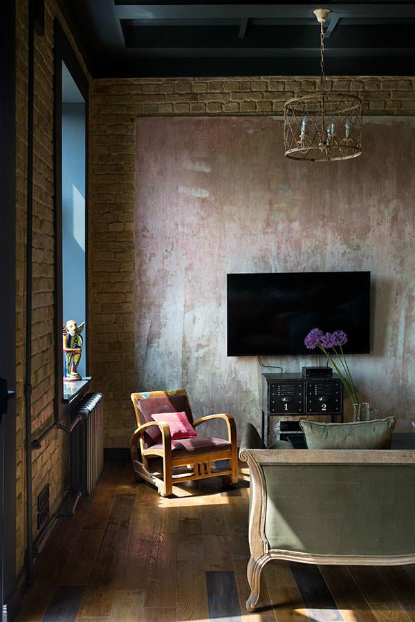 Fresh And Boho Loft Apartment 5
