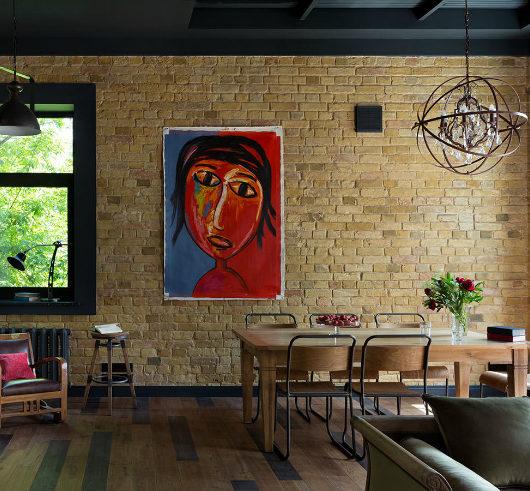 Fresh And Boho Loft Apartment