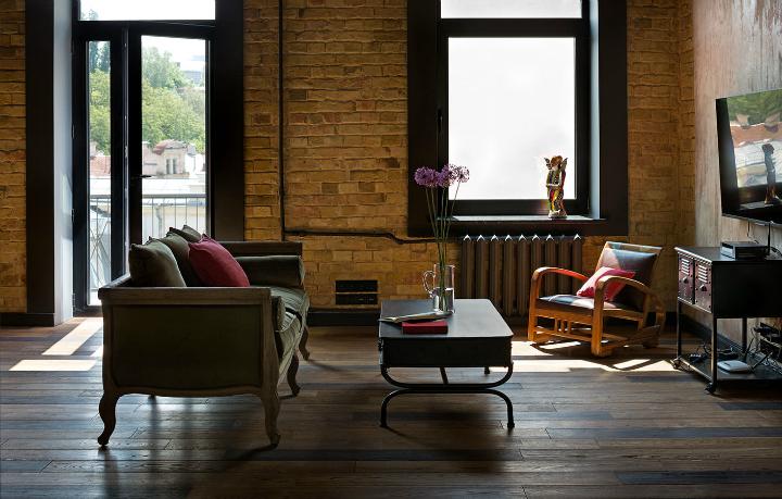 Fresh And Boho Loft Apartment 6