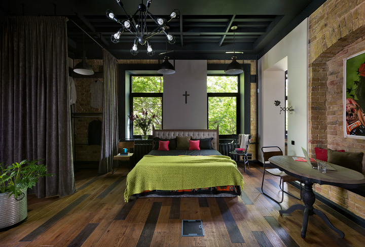 Fresh And Boho Loft Apartment 9