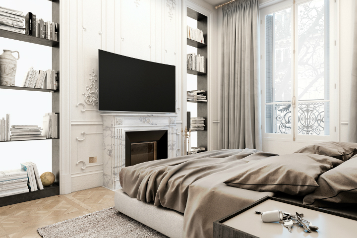 Exquisite Apartment In The Historical Center Of Paris 26