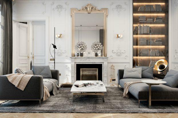Exquisite Apartment In The Historical Center Of Paris