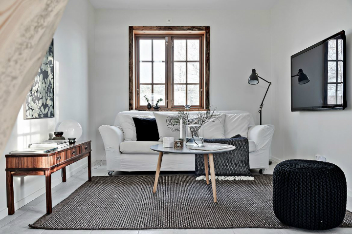 Beautiful Scandinavian Interior Design 4