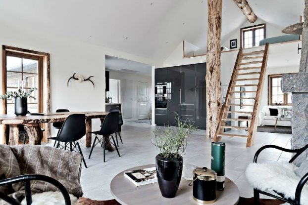Beautiful Scandinavian Interior Design