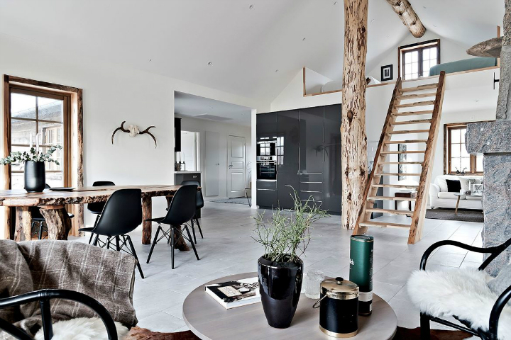 Beautiful scandinavian interior design decoholic for Scandinavian home design