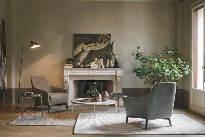 Céline and Sirio: The Luxury Designed by Alivar