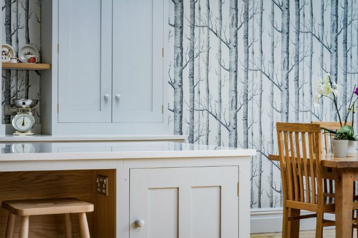 Scandinavian Woodland Inspired Kitchen 9