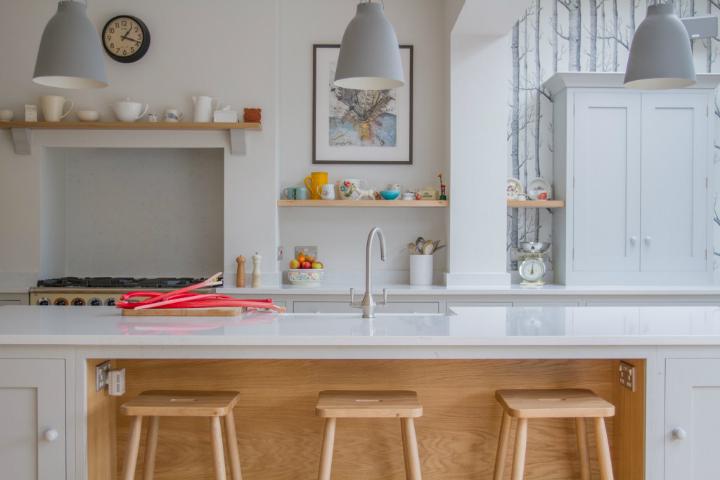 Scandinavian Woodland Inspired Kitchen 10