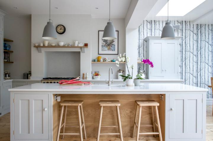 Scandinavian Woodland Inspired Kitchen 13