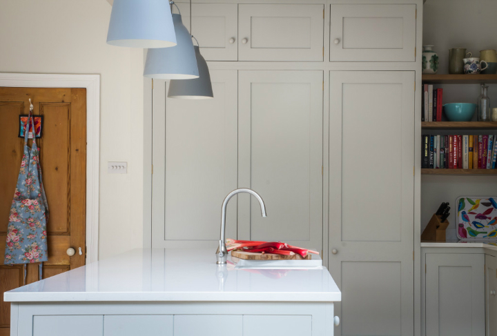 Scandinavian Woodland Inspired Kitchen 3