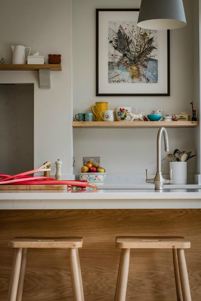 Scandinavian Woodland Inspired Kitchen 8