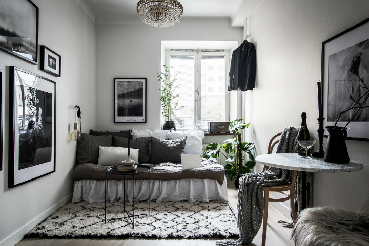 Sophisticated Gray Interior 2