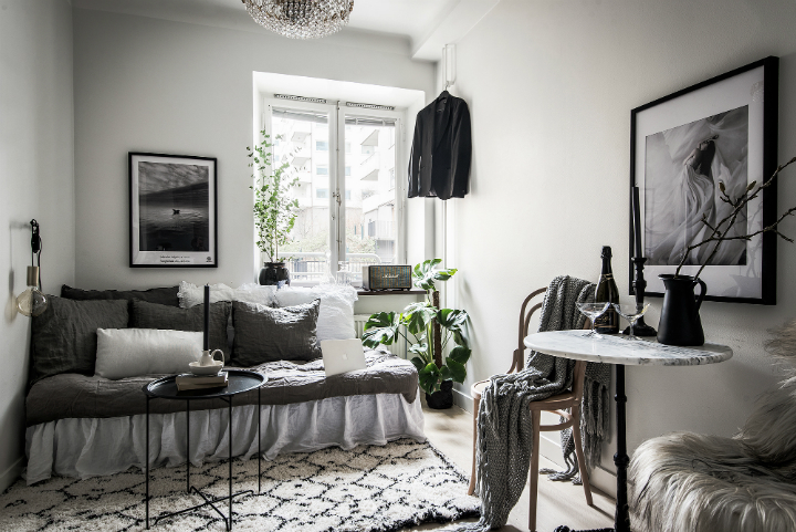 Sophisticated Gray Interior 5