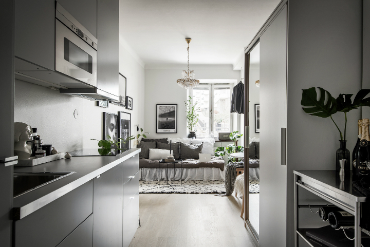 Sophisticated Gray Interior