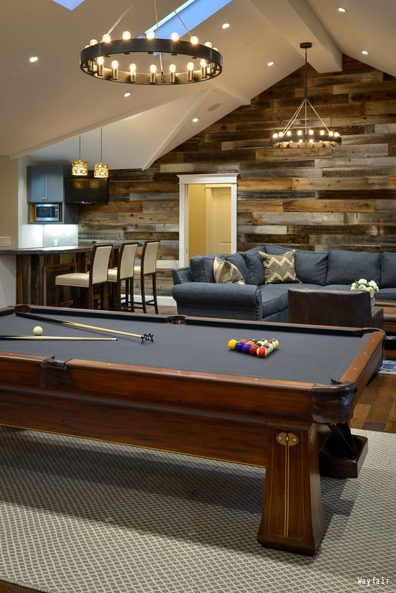 bachelor pad masculine interior design 9