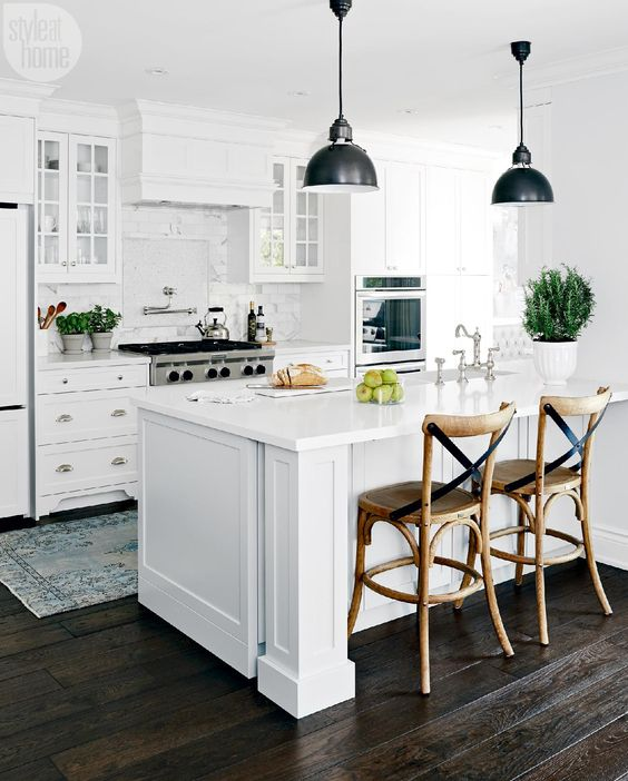 white kitchen design 19