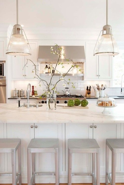 White Kitchen white kitchen ideas to inspire you freshomecom White Kitchen Design 20