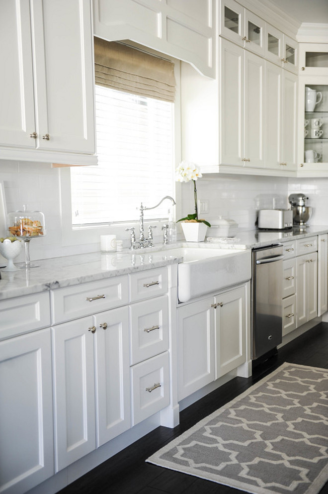 white cabinets kitchen ideas 53 best white kitchen designs decoholic 22681