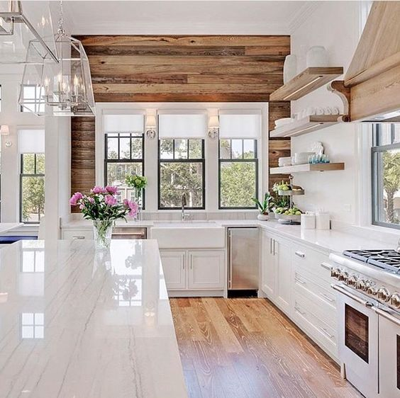 White Kitchen Design