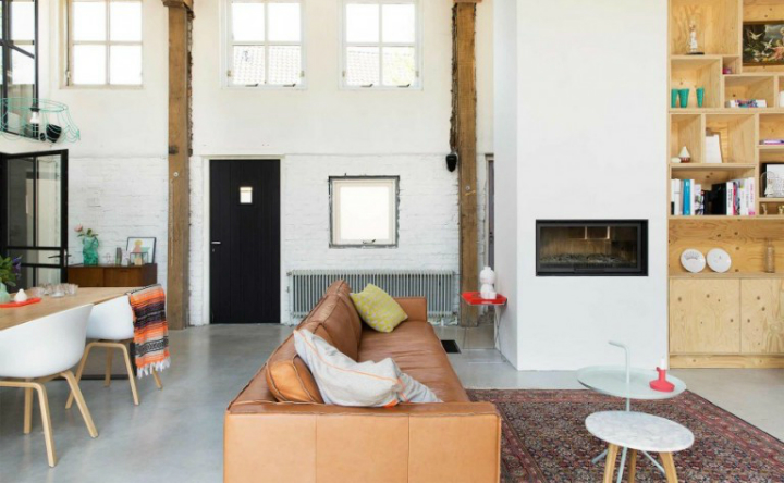 Former Leather Factory Turned Into An Awesome Home 3